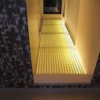 廊下照明の工夫